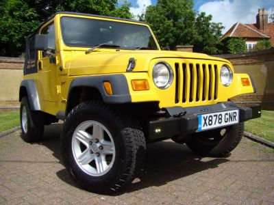 Used Jeep Cars for sale in Leighton Buzzard, Bedfordshire at
