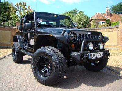 Used Jeep Cars For Sale Uk